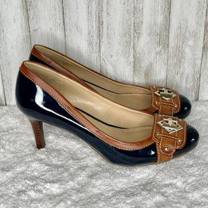 Tommy Hilfiger Patent Leather Heels Size 6M